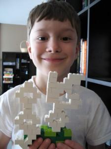 Jimmy's Lego Ok Go